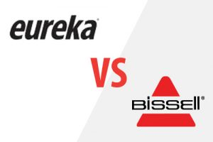 Eureka Airspeed Unlimited VS Bissell