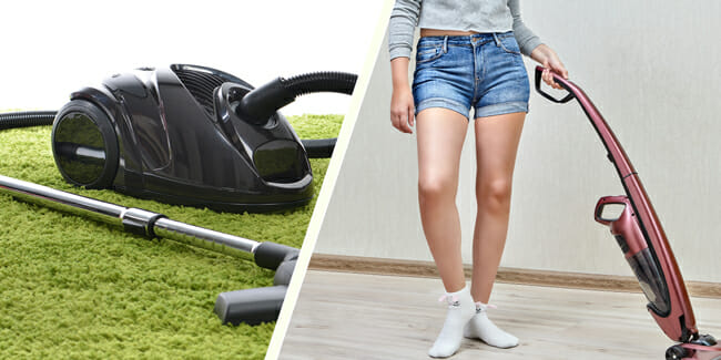 Corded Vs. Cordless Pet Vacuums